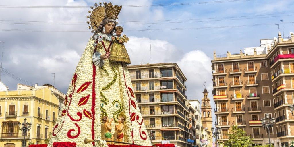 La Virgen «saldrá de Ofrenda» por las calles de Valencia