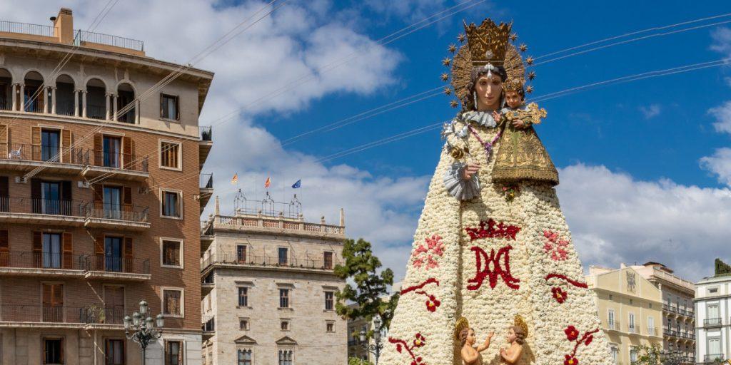 La Virgen no saldrá de procesión por las calles de Valencia