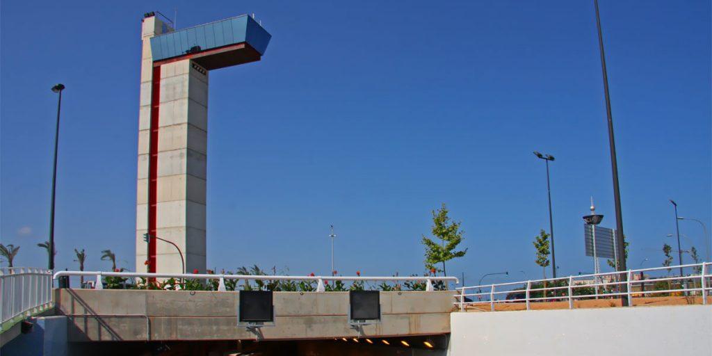 La torre Miramar: la rotonda más cara de España