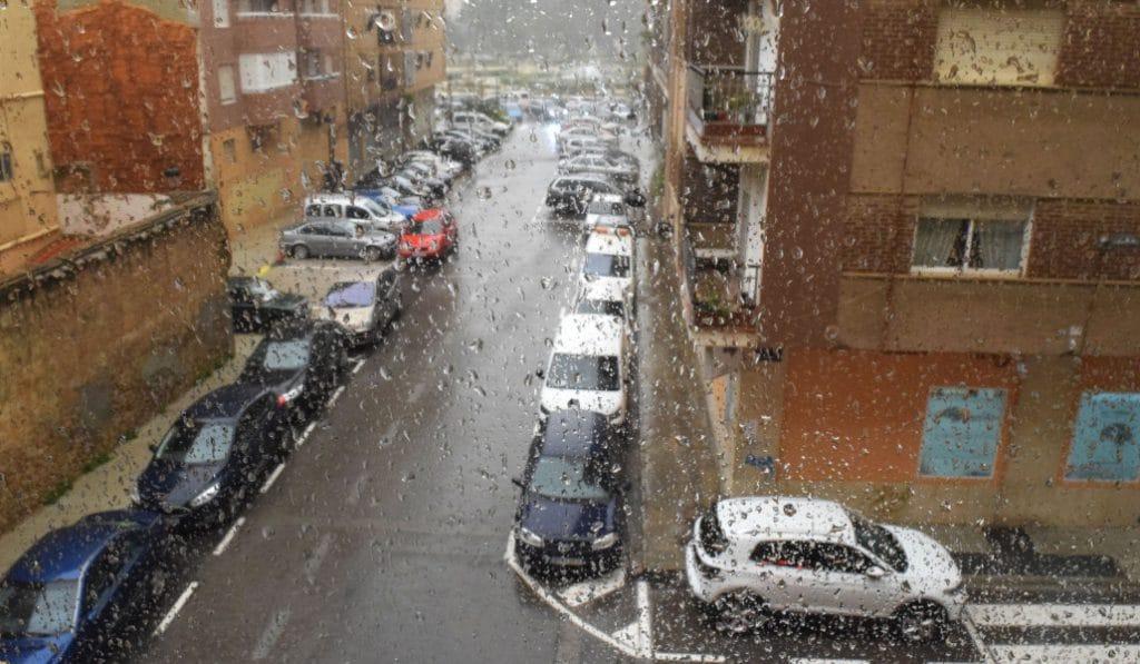 Lluvias abundantes y descenso de las temperaturas: el finde que nos espera