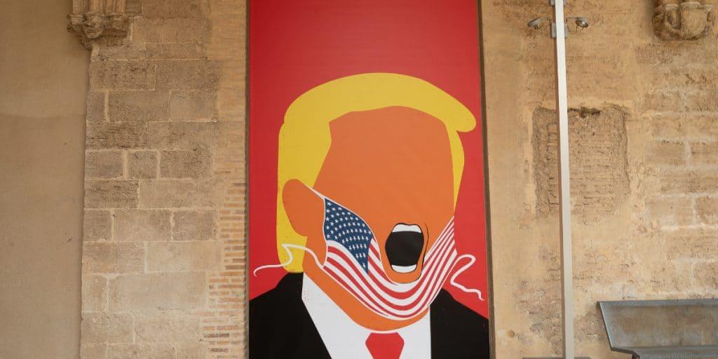 Llega a Valencia una exposición sobre Donald Trump