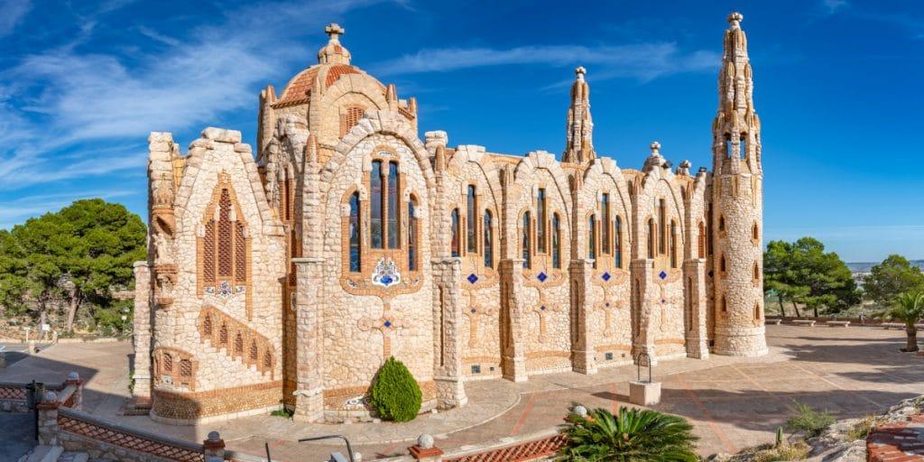 Santuario de Santa María Magdalena: la Sagrada Familia valenciana