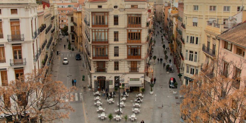 La primera multa por entrar en Ciutat Vella saldrá «gratis»