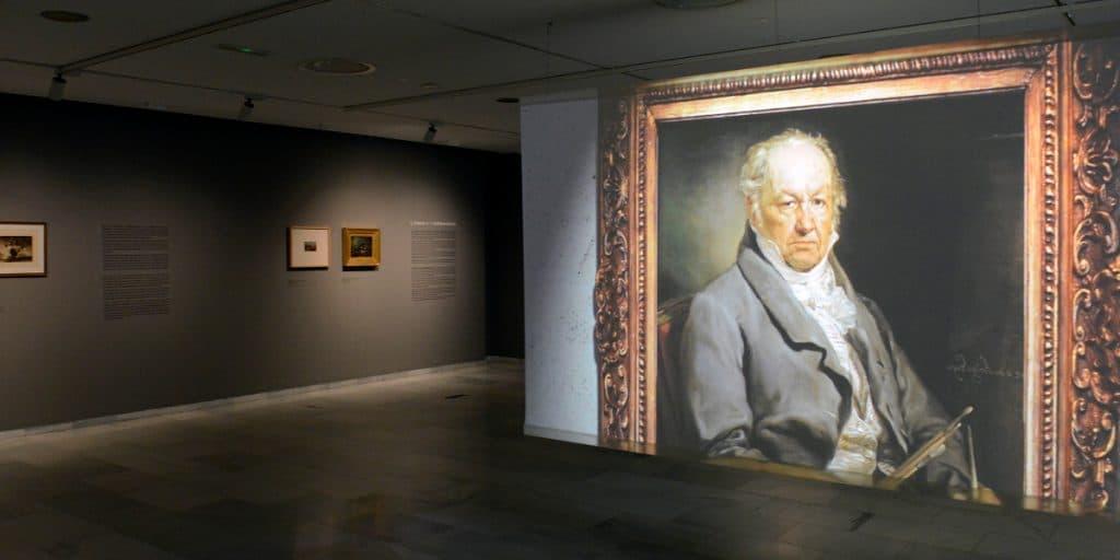 Goya y Picasso, juntos en una exposición de más de 250 obras en Valencia