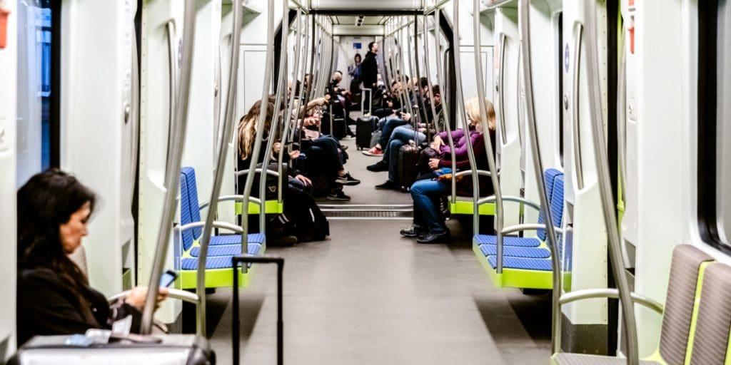 Ahora puedes saber cómo de lleno va el metro de Valencia