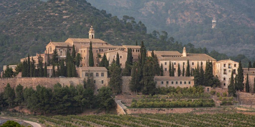 El monasterio secreto de la Calderona