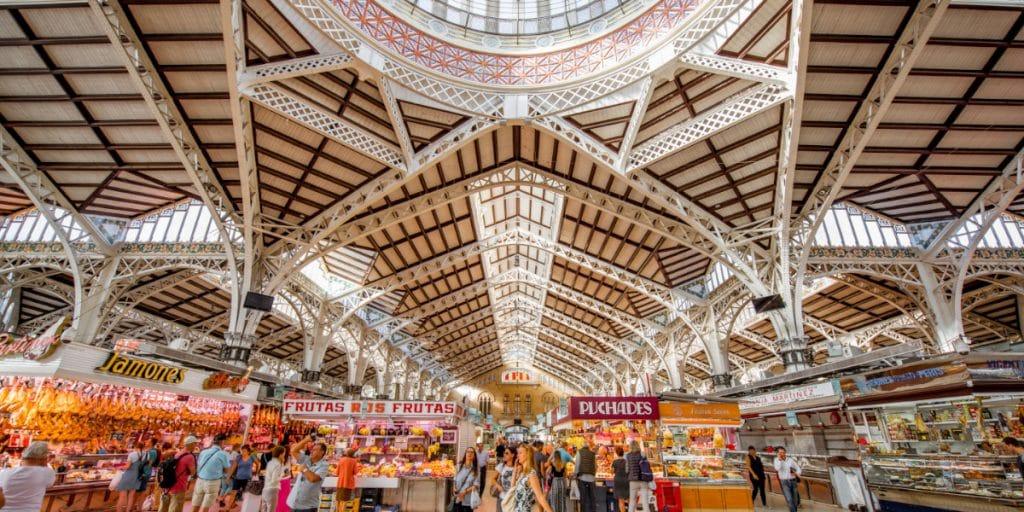 10 puestos imprescindibles del Mercat Central de Valencia