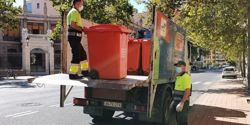 Valencia tendrá 266 contenedores para reciclar el aceite doméstico