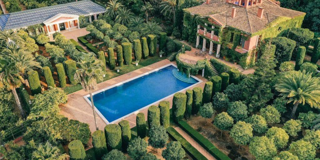 Jardín de l'Albarda: un secreto de la Comunitat Valenciana