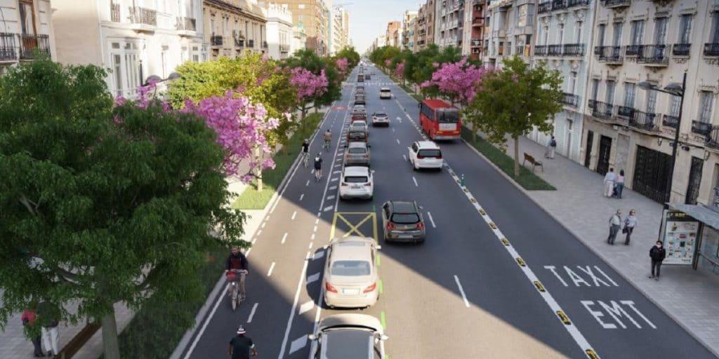 Así será la nueva Avenida del Puerto