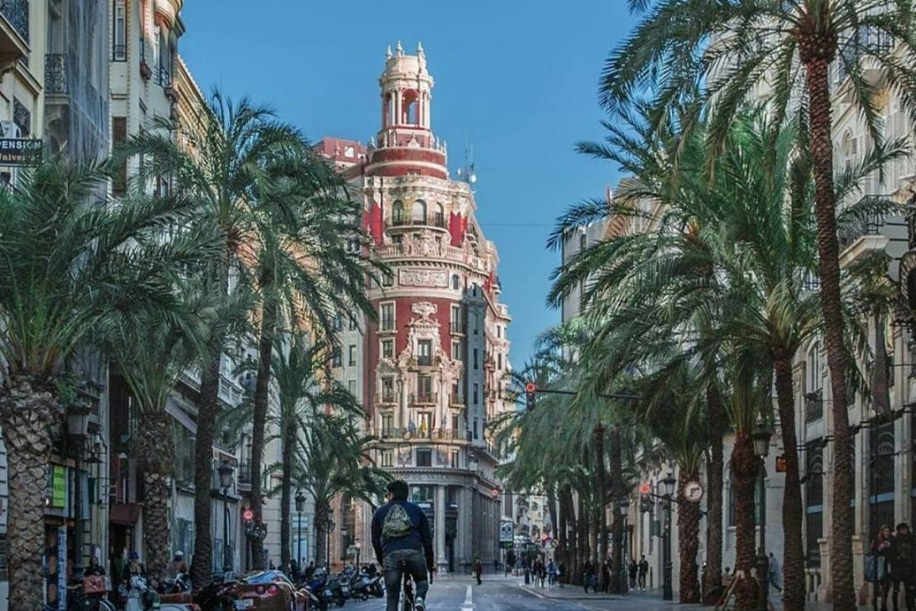 La calle Barcas tendrá un nuevo hotel