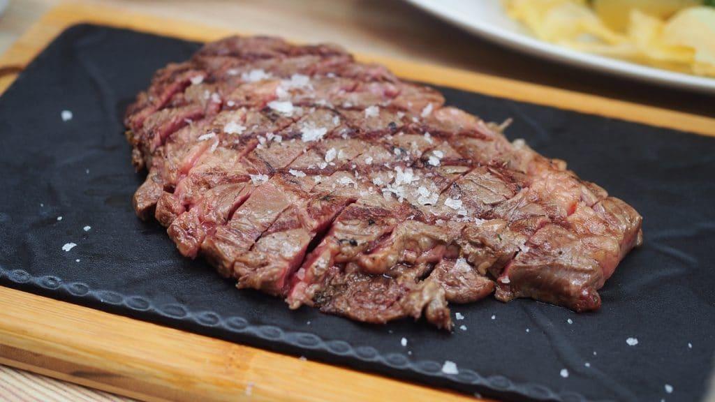 El Reno, un restaurante para que cates carnes premium maduradas