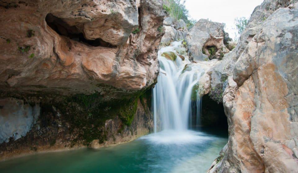 Piscinas naturales cerca de Valencia y en plena naturaleza