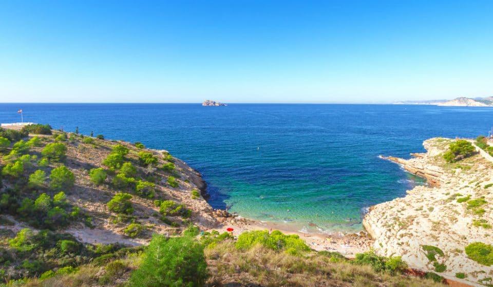 Las mejores calas de la Comunitat Valenciana