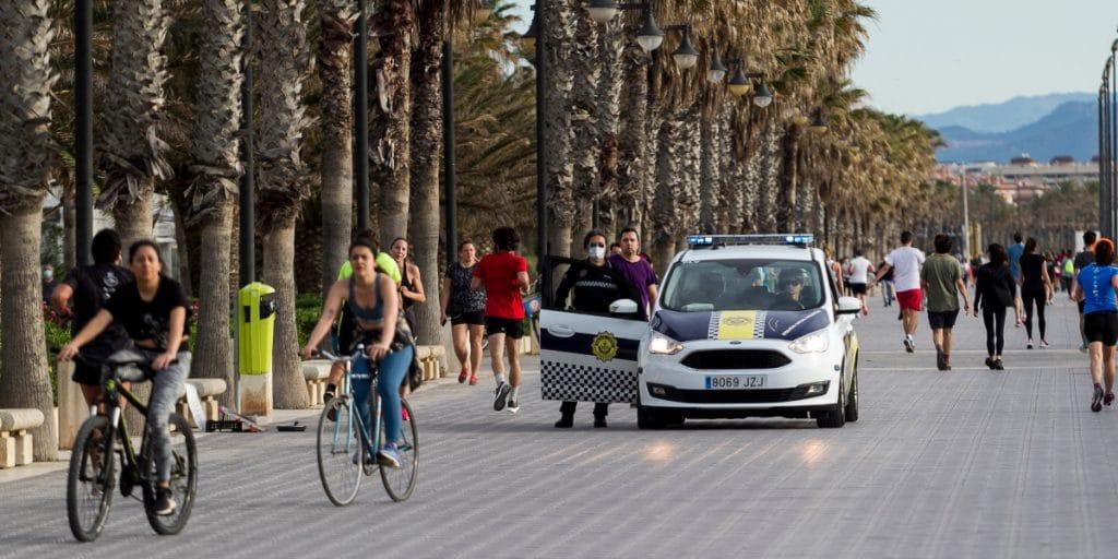 Toque de queda a medianoche y reuniones de 10 personas, entre las nuevas medidas en Valencia
