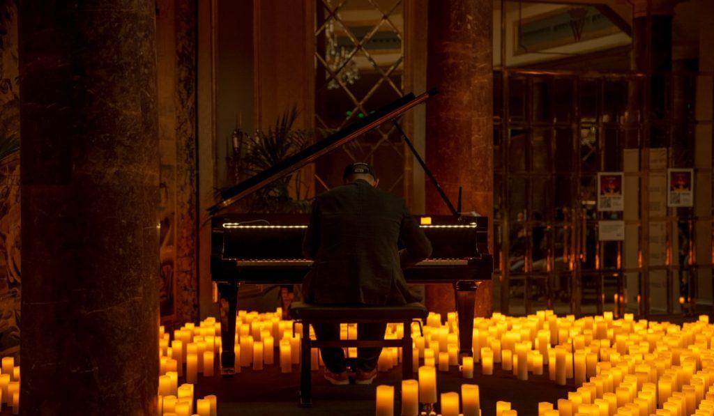 La ópera aterriza en Valencia con este concierto de La Traviata bajo las velas