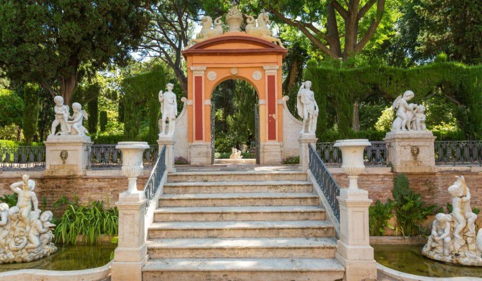 Los 10 jardines más bonitos de Valencia
