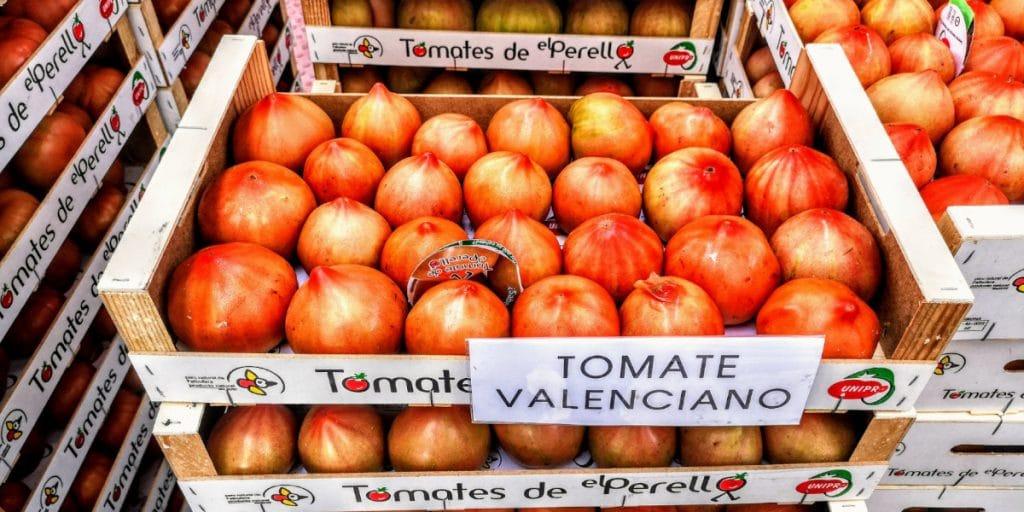 Tomate de El Perelló: el manjar de la huerta valenciana