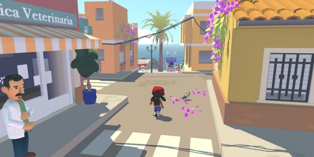 El videojuego que recrea los veranos en un pueblo valenciano