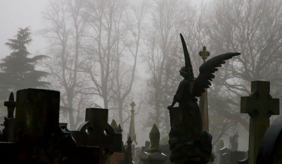 Compra tu entrada a Cemetery Mystery, una aterradora ruta por un cementerio de Valencia