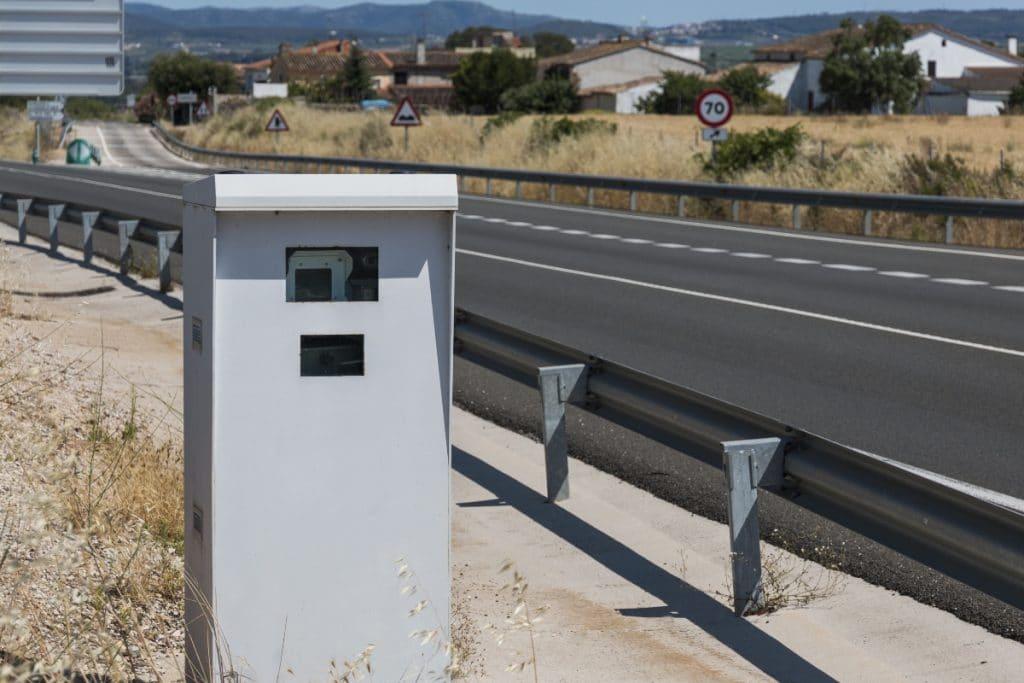 Valencia tiene uno de los radares más 'multones' de España