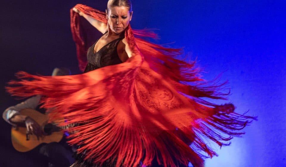 Sara Baras regresa a los escenarios en Nits al Carme