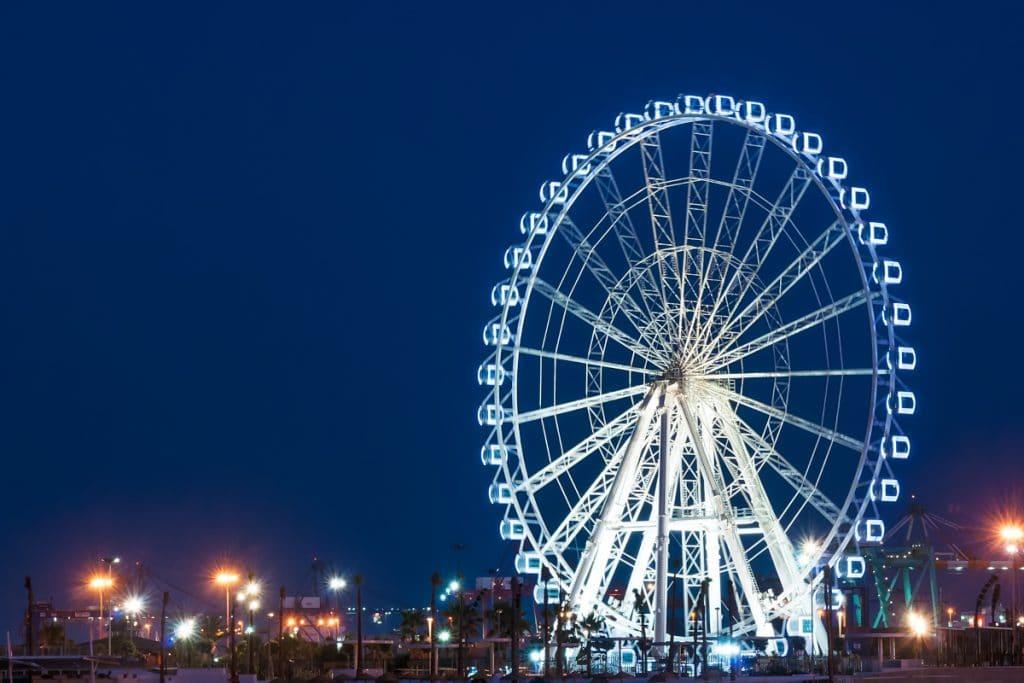 La Feria de Atracciones de Valencia abre sus puertas este jueves