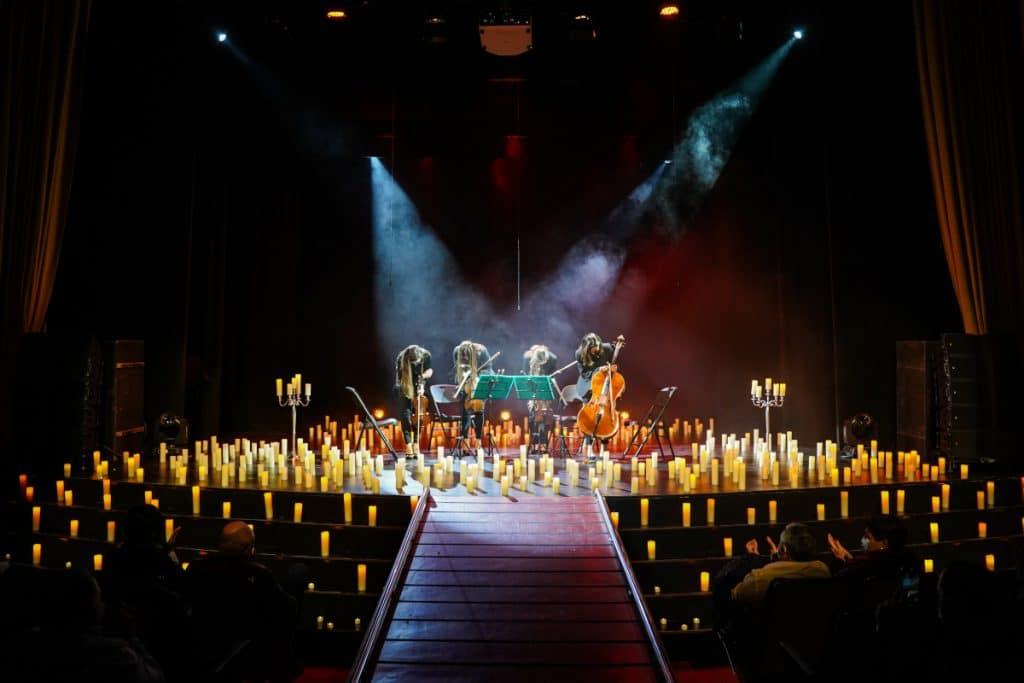 Un viaje musical por los animes de tu infancia bajo la luz de las velas