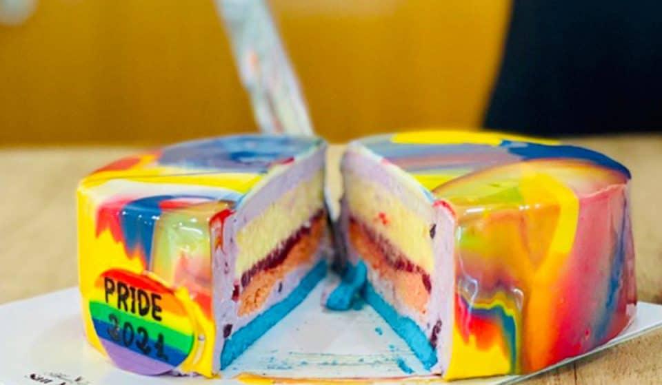Tarta Pride 2021: el bocado más dulce para celebrar el Día Internacional del Orgullo
