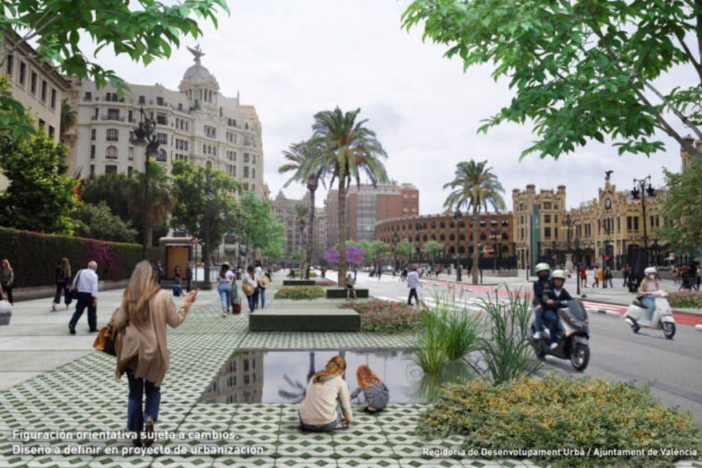 Valencia tendrá un gran bulevar cultural
