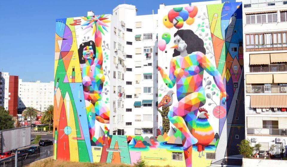 Ruta por los grafitis y murales más espectaculares de Valencia