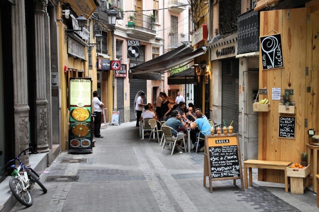 Estos son las calles que cambian de nombre en Valencia