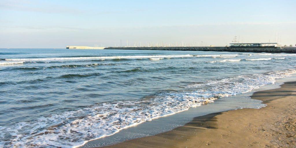 Las 6 peores playas de la Comunitat Valenciana en 2021