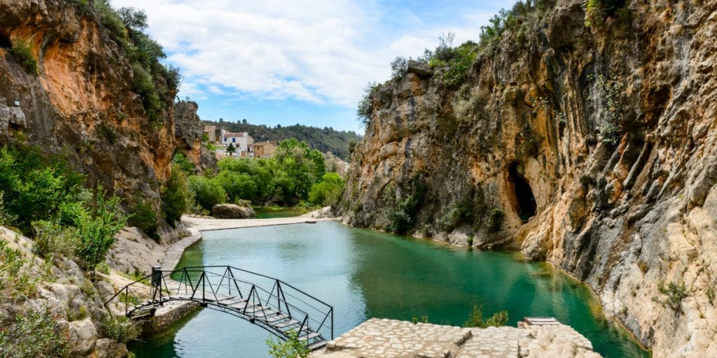 Estos paraísos naturales valencianos ahora solo son accesibles con reserva