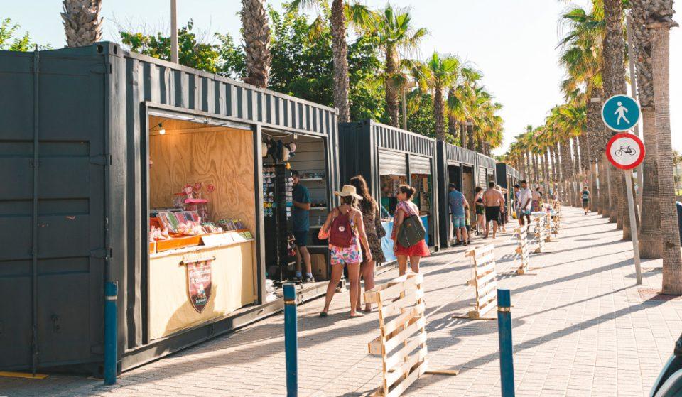 Un nuevo mercado al aire libre y para toda la familia llega a La Marina de Valencia