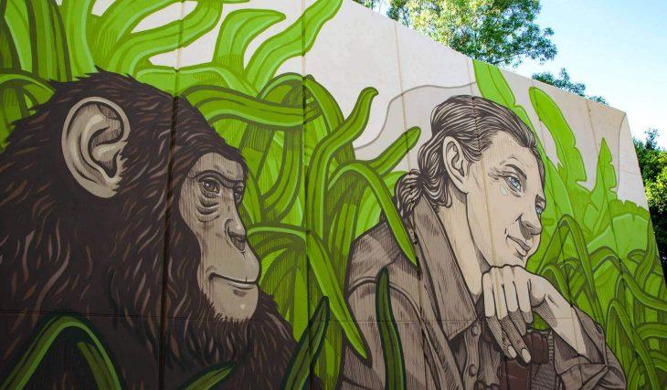 Dones de Ciència: ruta por los murales sobre mujeres científicas en Valencia