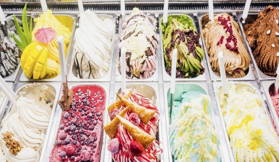 Las mejores heladerías de Valencia