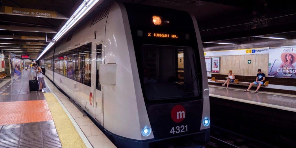 Estos son los nombres que tendrán las paradas de la nueva línea 10 de metro