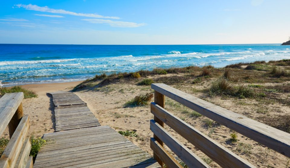 Dos playas valencianas, entre las mejores y más seguras de España según National Geographic