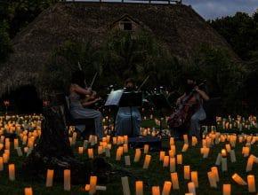 Llega a Valencia un concierto de bandas sonoras de anime a la luz de las velas