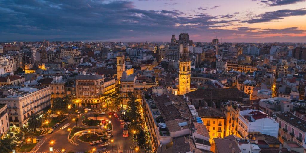 Los 77 municipios de la Comunitat Valenciana con toque de queda
