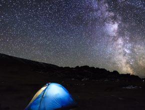 Perseidas en Valencia: dónde y cuándo ver la lluvia de estrellas del verano