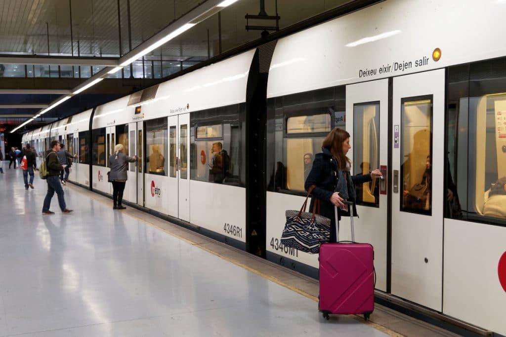 Se suspende el servicio de metro entre Empalme y Burjassot