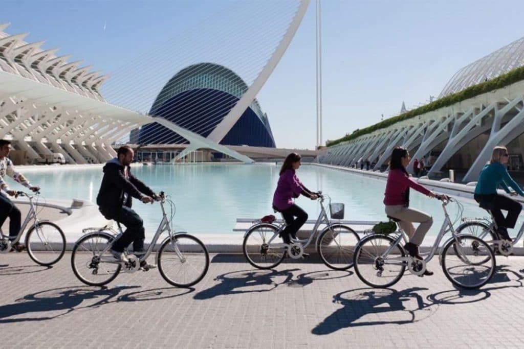 Valencia se convierte en una de las ciudades más fitness de España