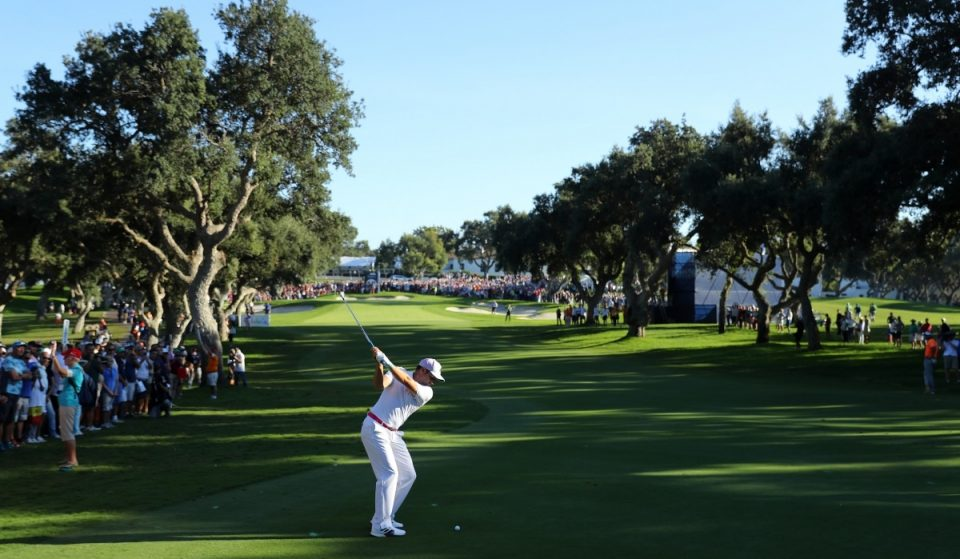 Así será el Estrella Damm N.A. Andalucía Masters de Golf 2021