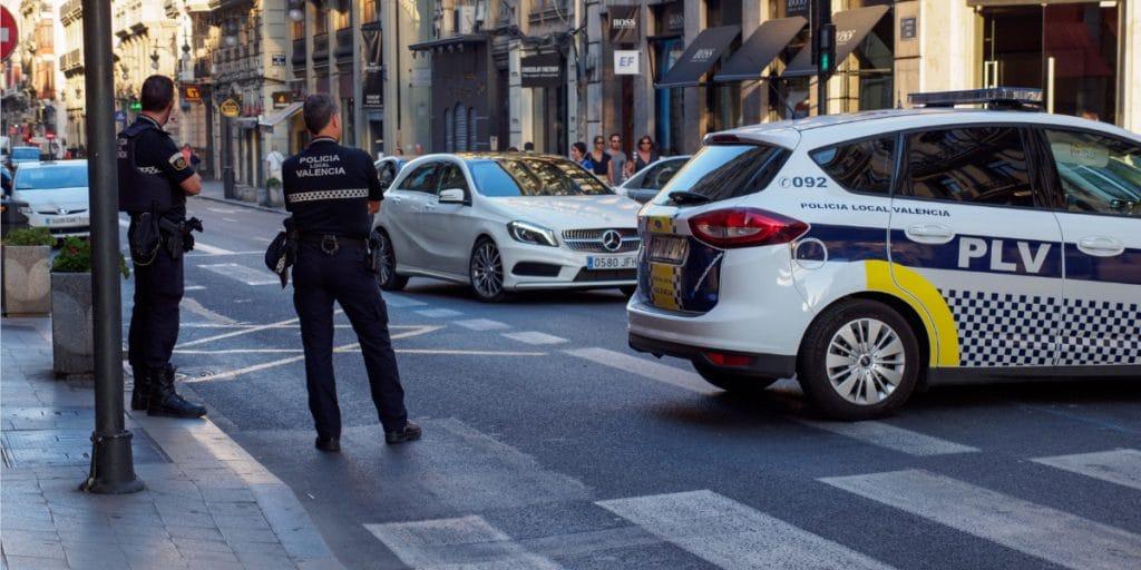 Estas serán las calles de Valencia cortadas por la celebración de las Fallas