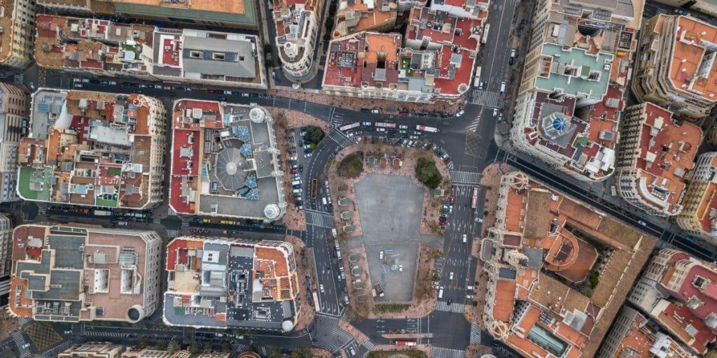 Las mejores fotos de Valencia desde el cielo