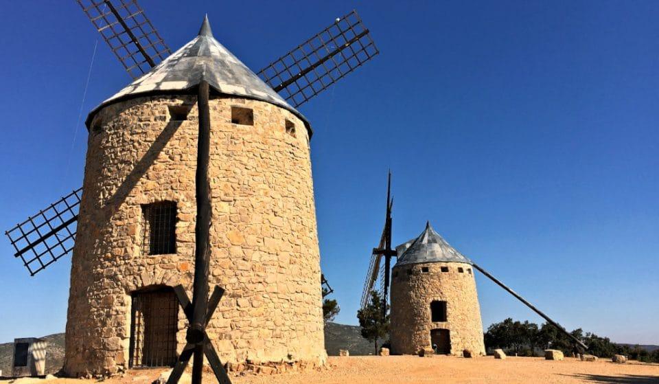Los molinos de Alcublas: patrimonio histórico de la provincia de Valencia