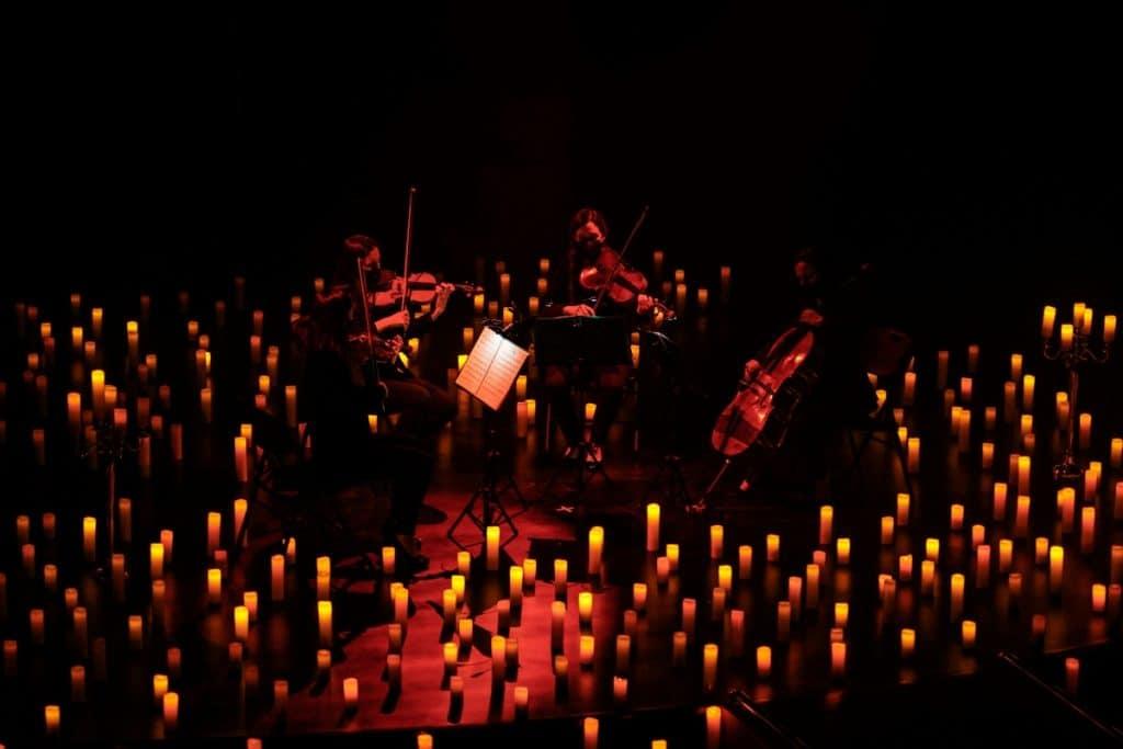 Así sería una noche de Halloween con música tenebrosa