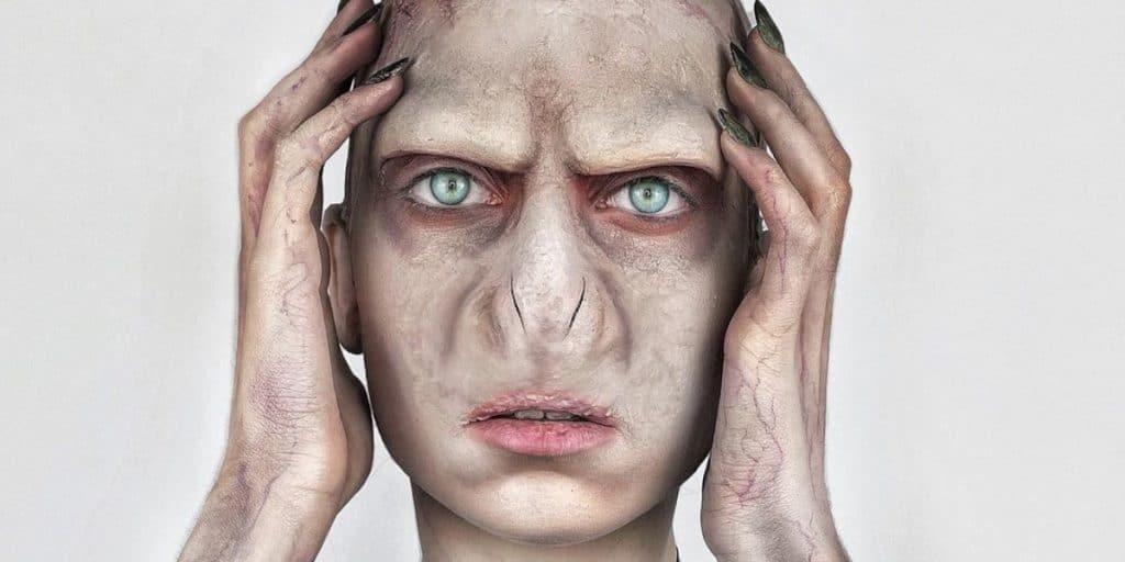 Así de espectaculares son los maquillajes profesionales de esta valenciana
